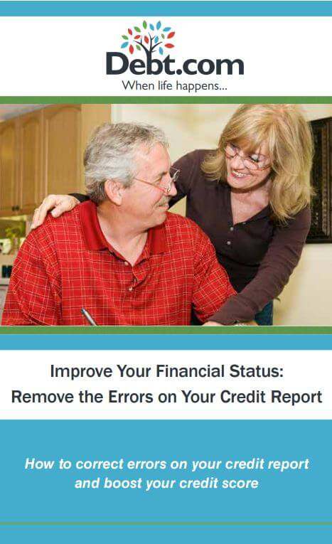 Learn to correct mistakes in your credit report