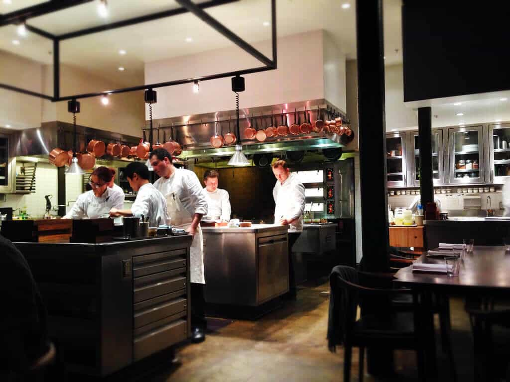 Saison was one of the best restaurants of 2013.