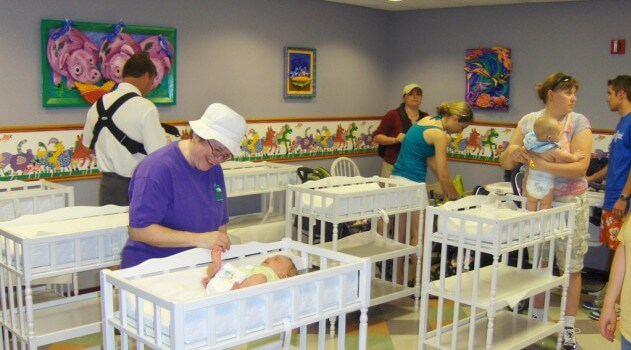 A Baby Care Center is one of many Disney World secrets!
