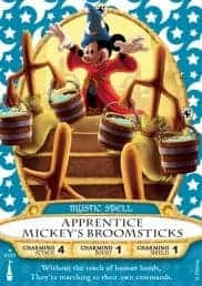 Spell cards are one of many Disney World secrets!