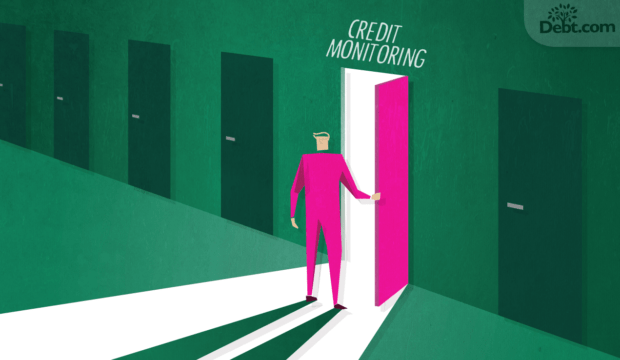 Find the secrets of your credit score with credit monitoring