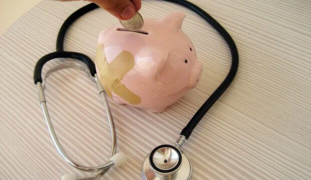 Can you handle a medical credit card?