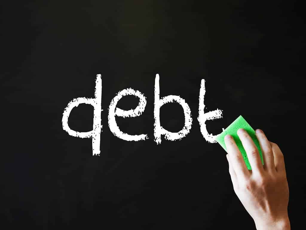 If you're like two thirds of adults, you have a fear of debt; the solution is to wipe it out