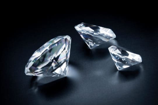 The most important part of diamond buying is cut