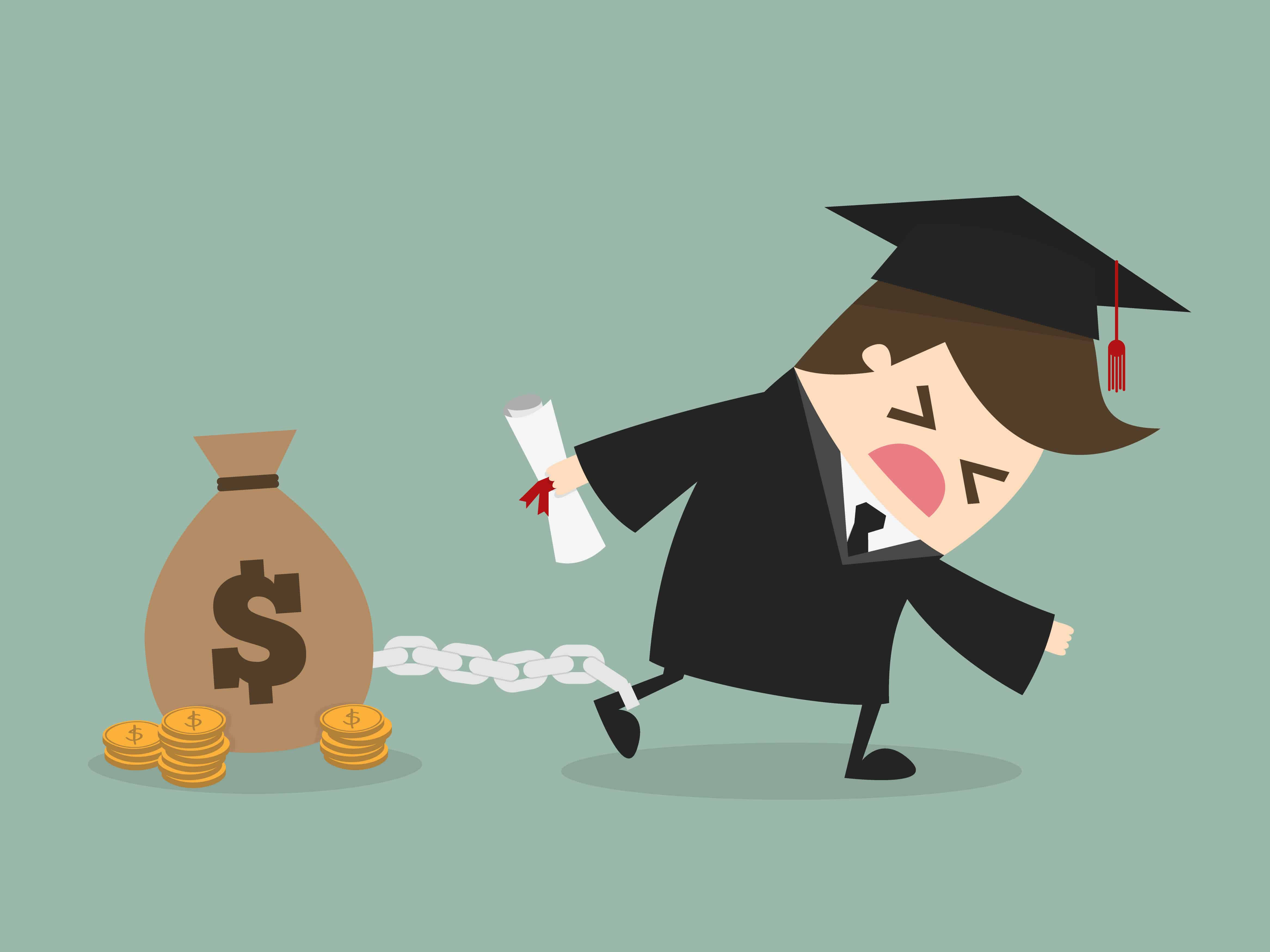 Pay what you can after graduation