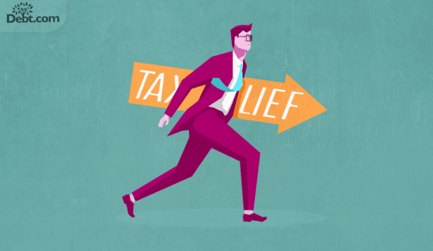 Tax debt relief allows you to move forward