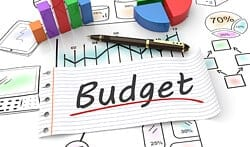 a budgeting reminder to do your budget for the month