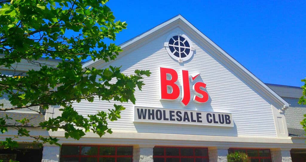 Warehouse cards are OK - bjs credit card
