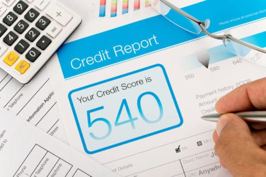 A low credit score can prevent do-it-yourself debt consolidation