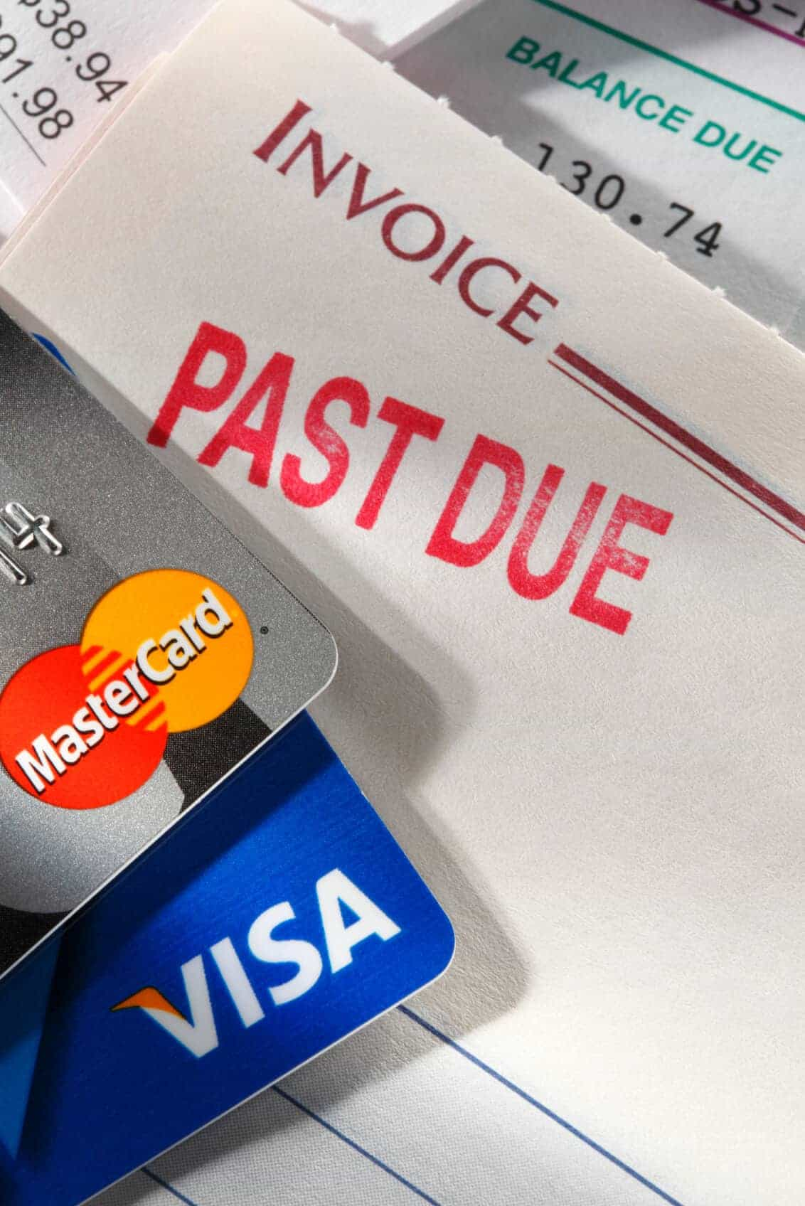 How far your debt is past-due matters in collection actions