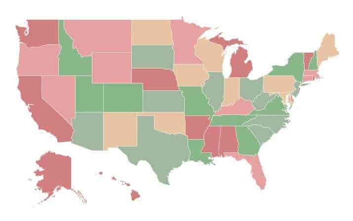 financial literacy by state