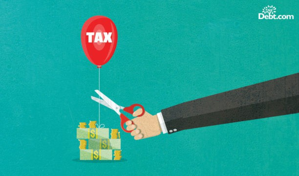 Release your finances from being tied up in back taxes by cutting out a tax debt forgiveness plan