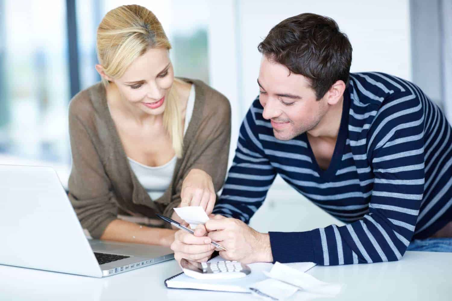 budgeting for couples