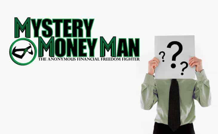 Mystery Money Man
