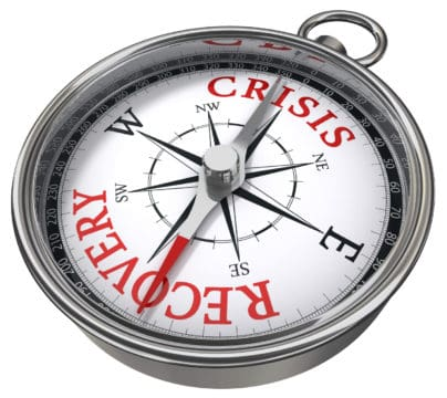 Once you achieve final Chapter 7 bankruptcy discharge, you swing from crisis to recovery