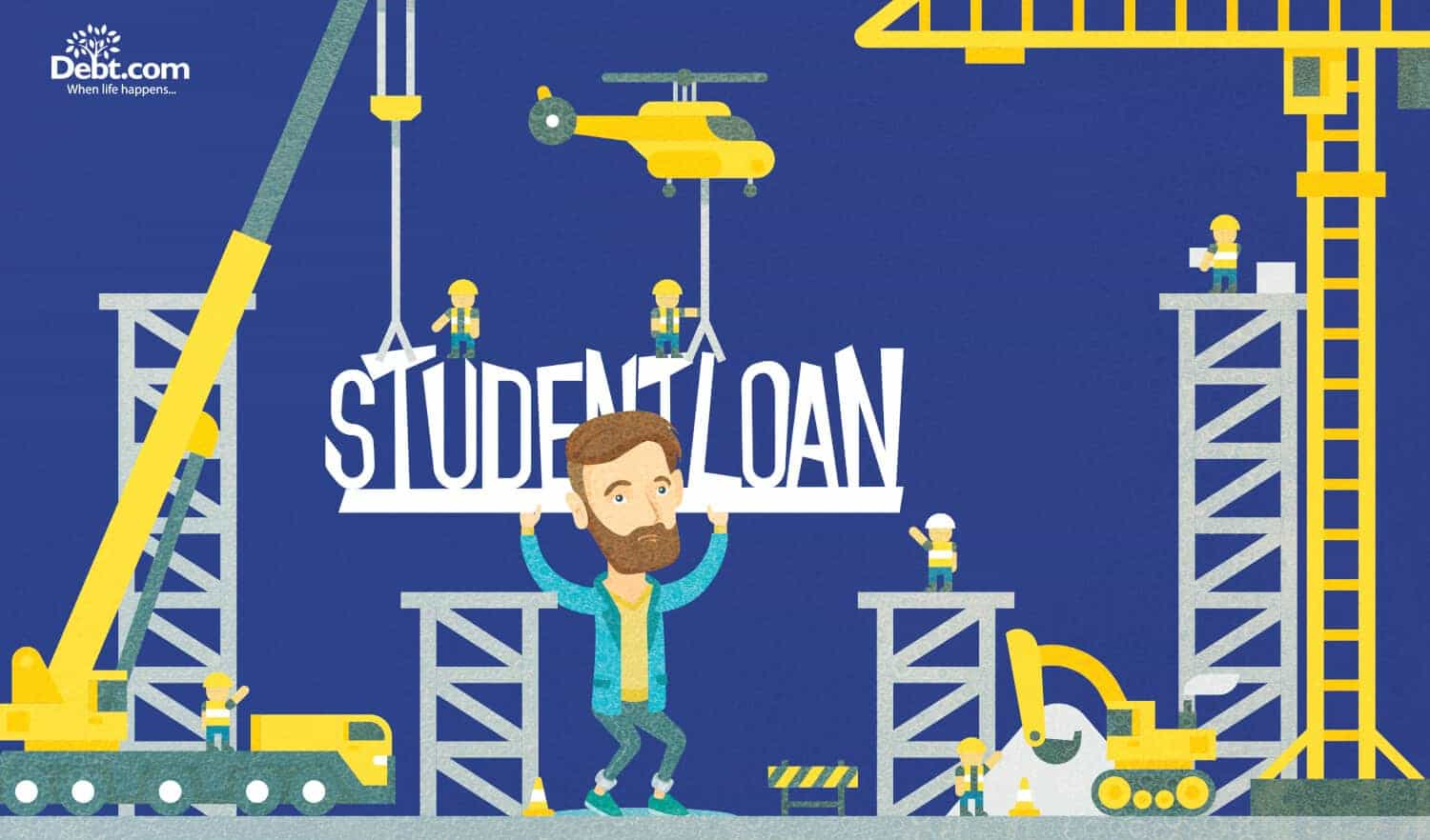 You can remove the burden of student loan debt from your shoulders with Public Service Loan Forgiveness