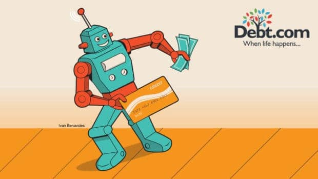 debt tech robot