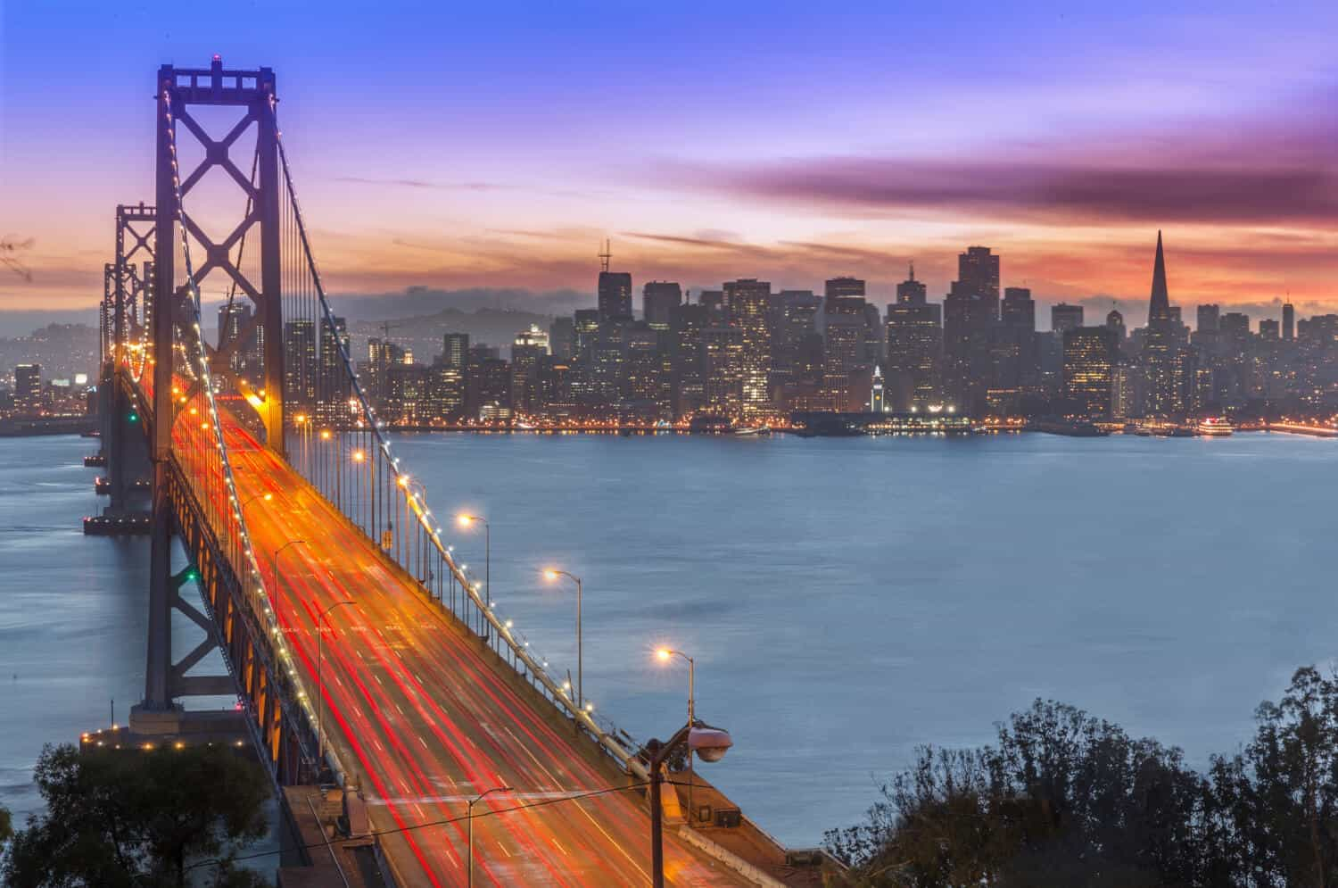 Golden Gate Bridge located in San Francisco, one of the worst places to save money