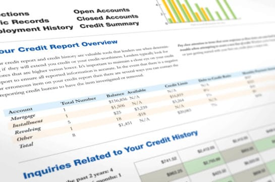 Do you know how to read your credit report?