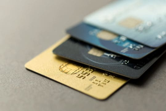 Find credit cards with the best rewards program.
