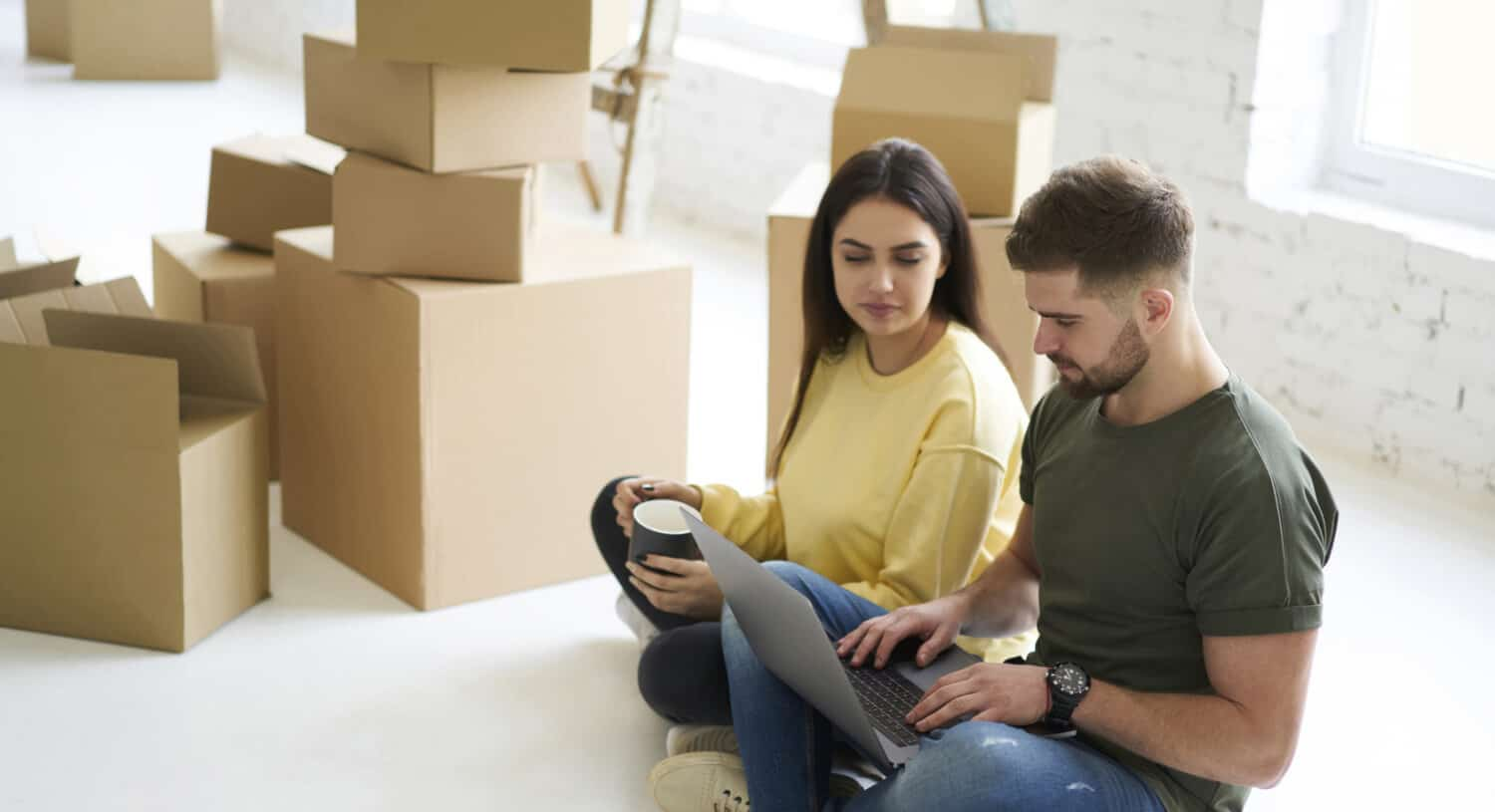 Millennials are buying homes.