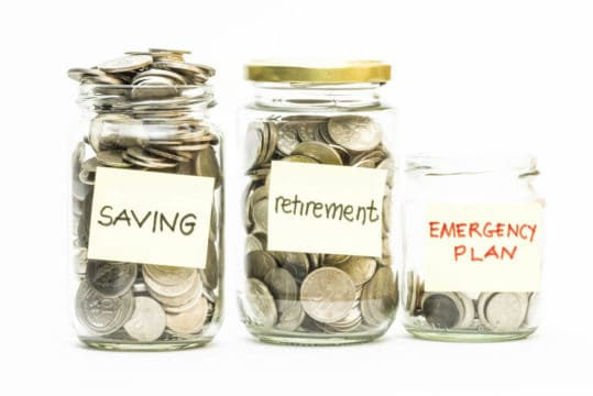 Start saving for homeownership, retirement and emergencies.