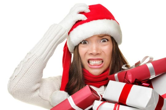 Pennsylvanians are Stressed This Holiday Season.