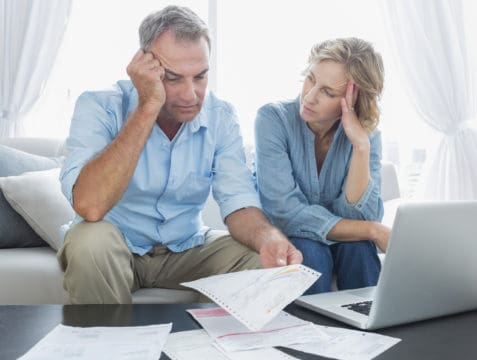Review your debts carefully to find the best way to get out of debt
