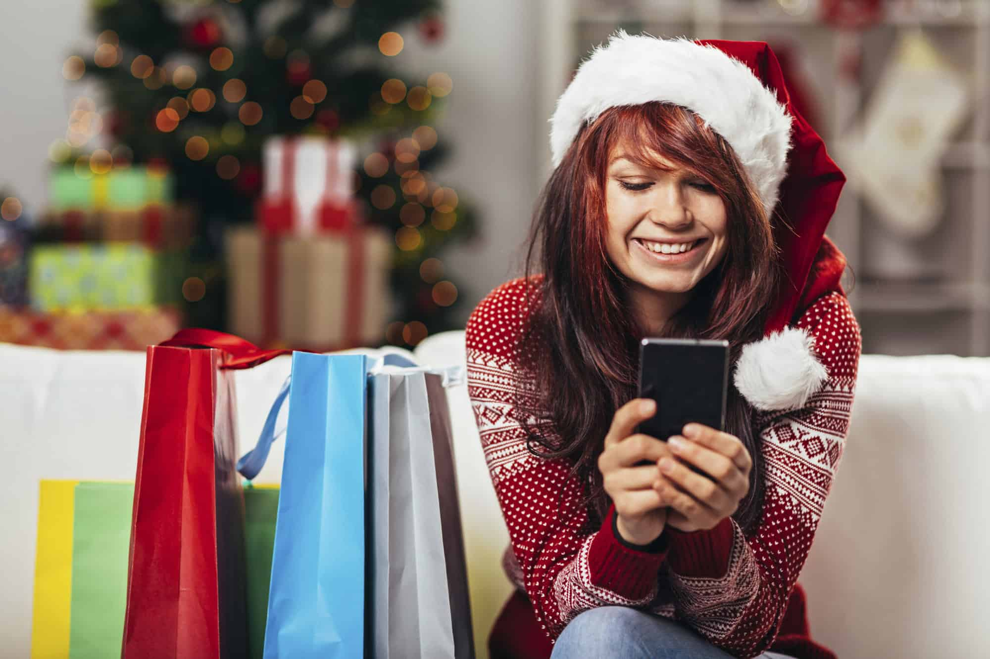 Black Friday deals are limited to in-store offers. You can shop online and on your smartphone