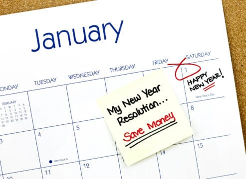 What's your New Year's resolution? Debt.com explains how to set SMART goals for saving in 2018