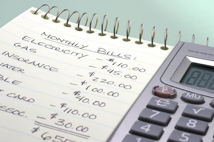 A PFM is a faster, easier way to budget versus traditional pen and paper budgeting