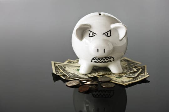 Emergency savings protects your budget and money against more debt