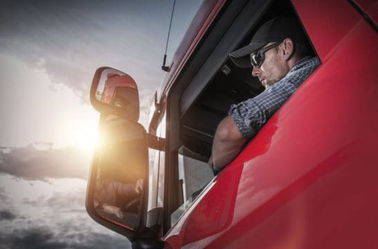 Truck driver is one of the best-paying jobs that don't require a college degree