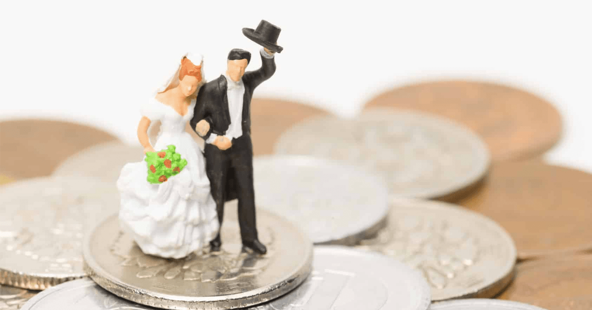 wedding costs are down and traditions are out debt com