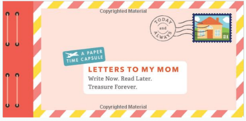 letters to mom book