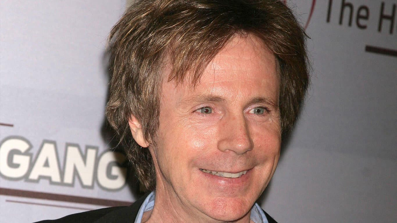 Dana Carvey at the Heart Foundation gala honoring Wolfgang Puck. The Beverly Wilshire Hotel