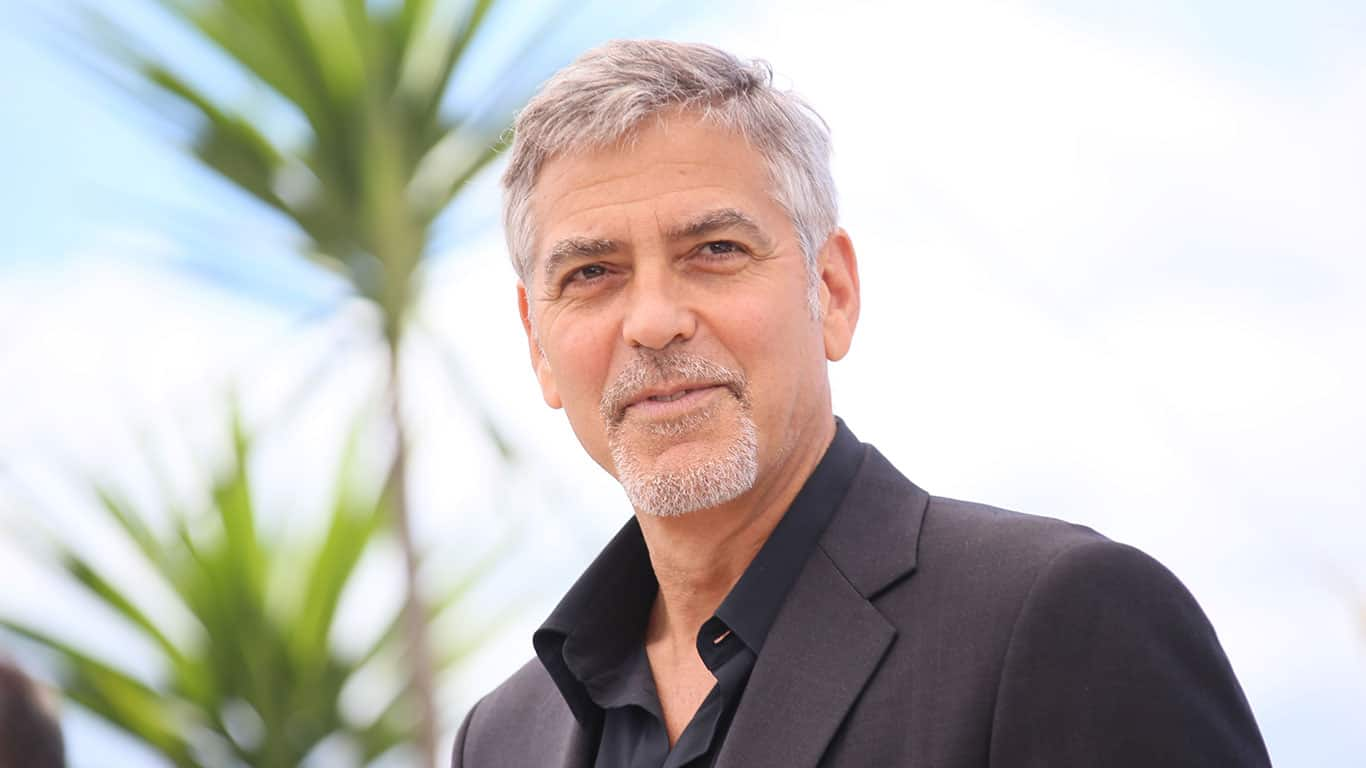 George Clooney attends the 'Money Monster' photocall during the 69th annual Cannes Film Festival at the Palais des Festivals