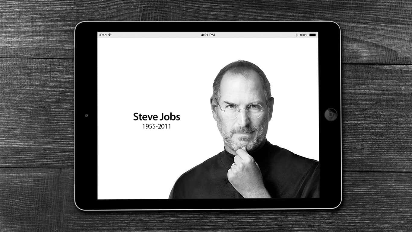 Steve Jobs Co-founder, Chairman, and Chief Executive Officer (CEO) of Apple Inc