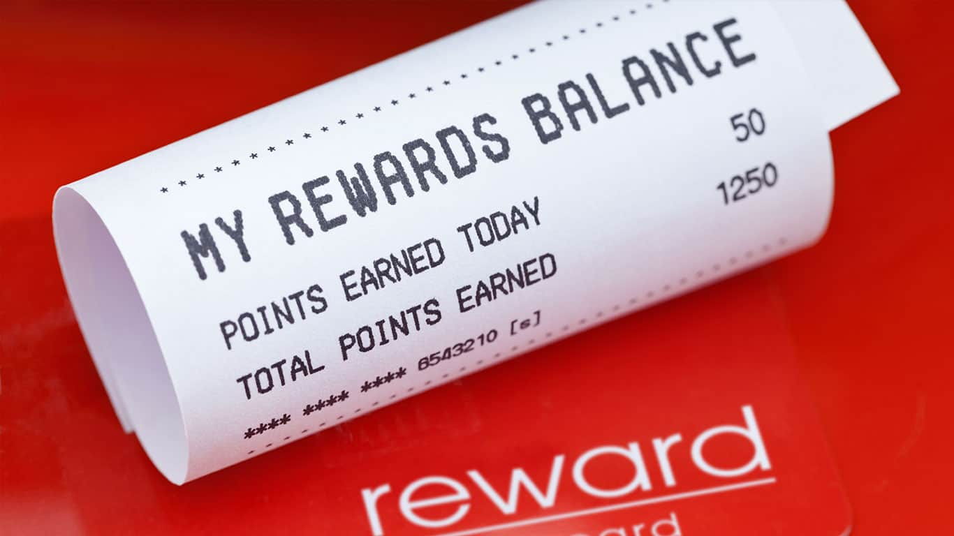 Loyalty Rewards equals free money