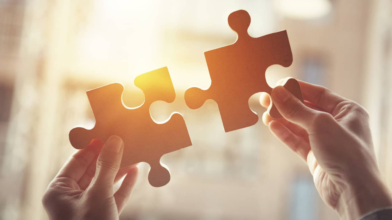 Fitting together two puzzle pieces in a loan consolidation