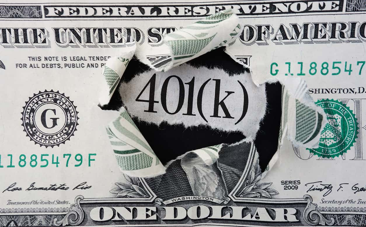 Should I cash out my 401(k)? A reader asks and we reply.