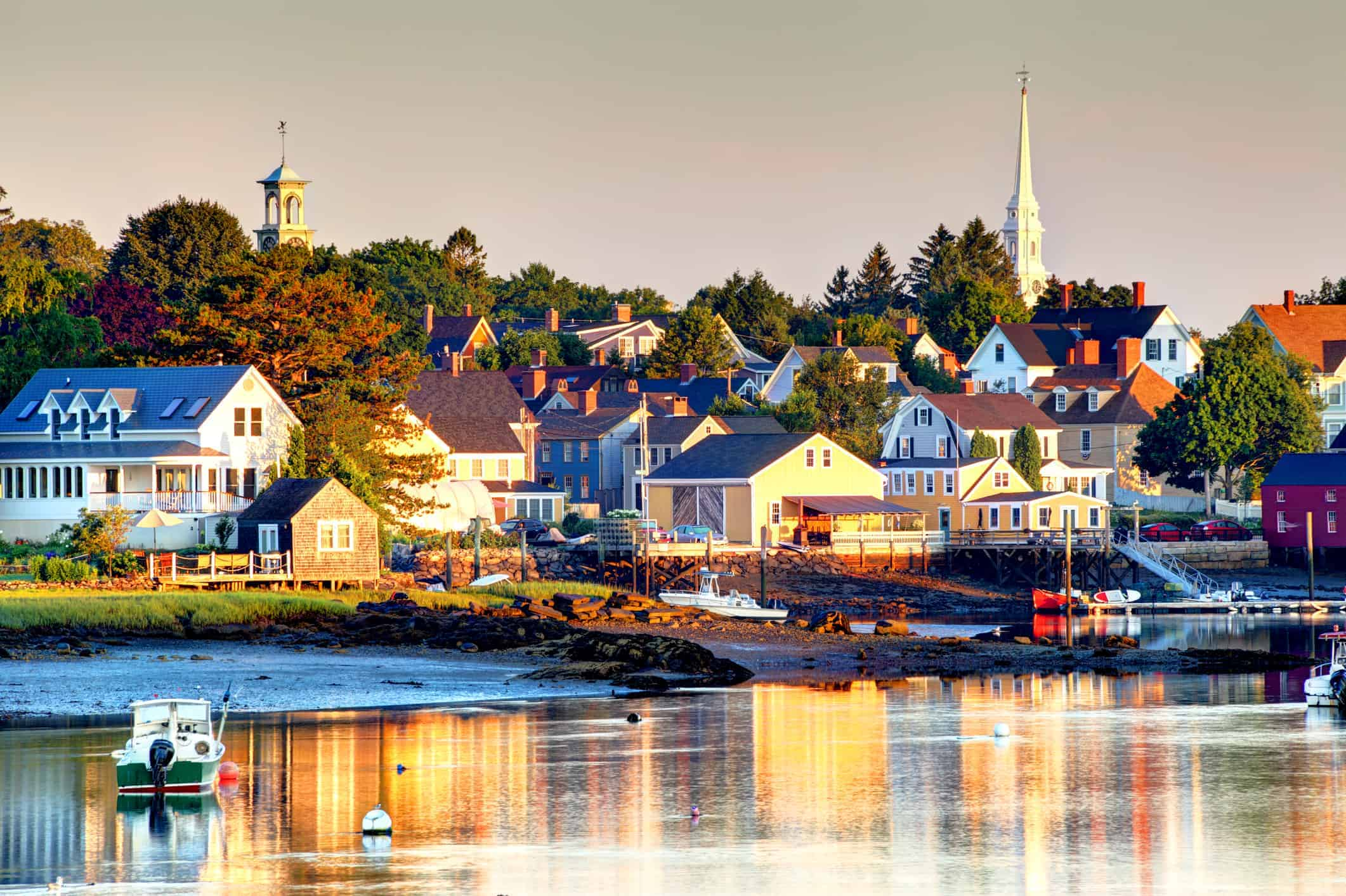 Portsmouth is a city in Rockingham County, New Hampshire.