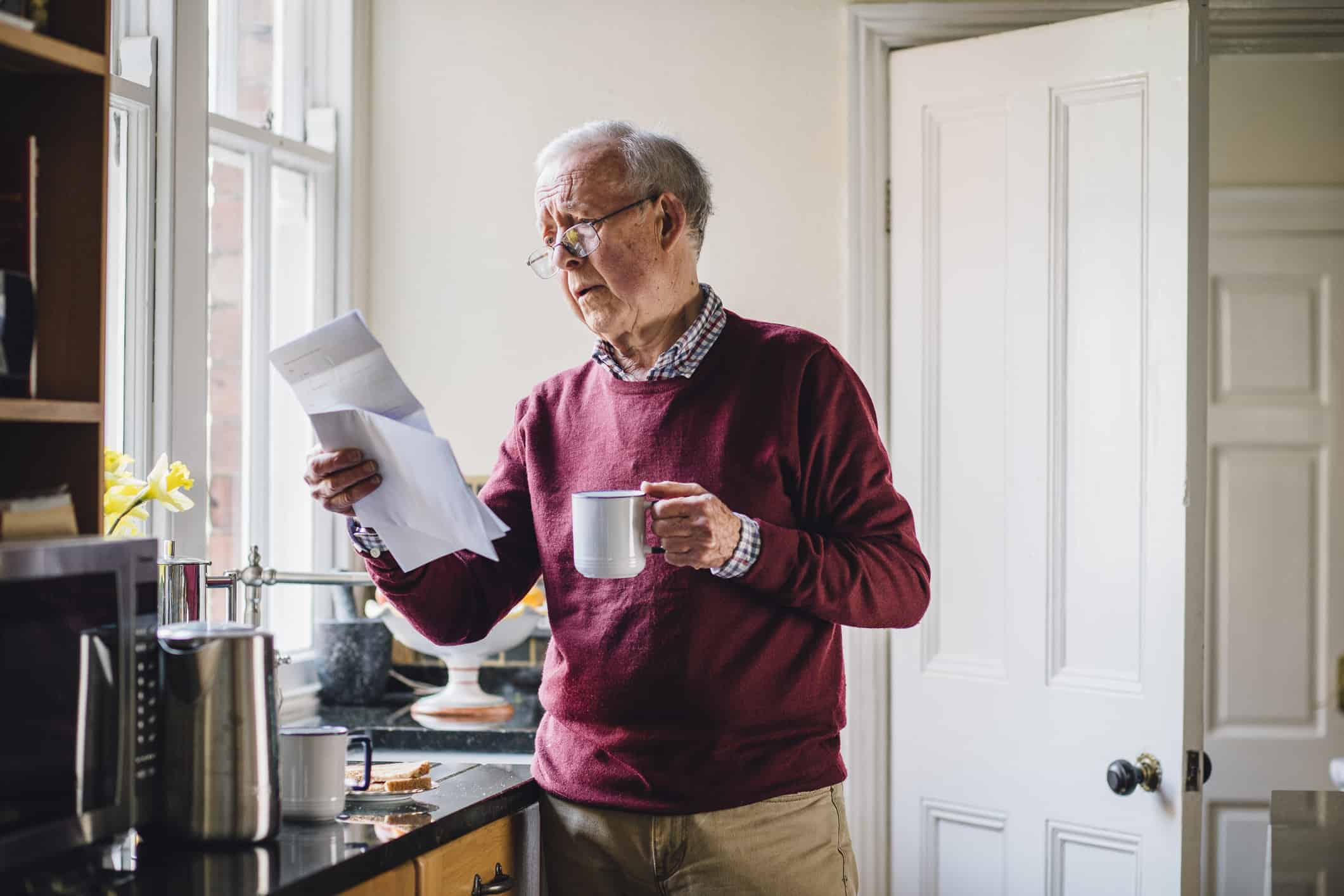 What's Red And Gray And On The Horizon? A Senior Citizen Debt Crisis