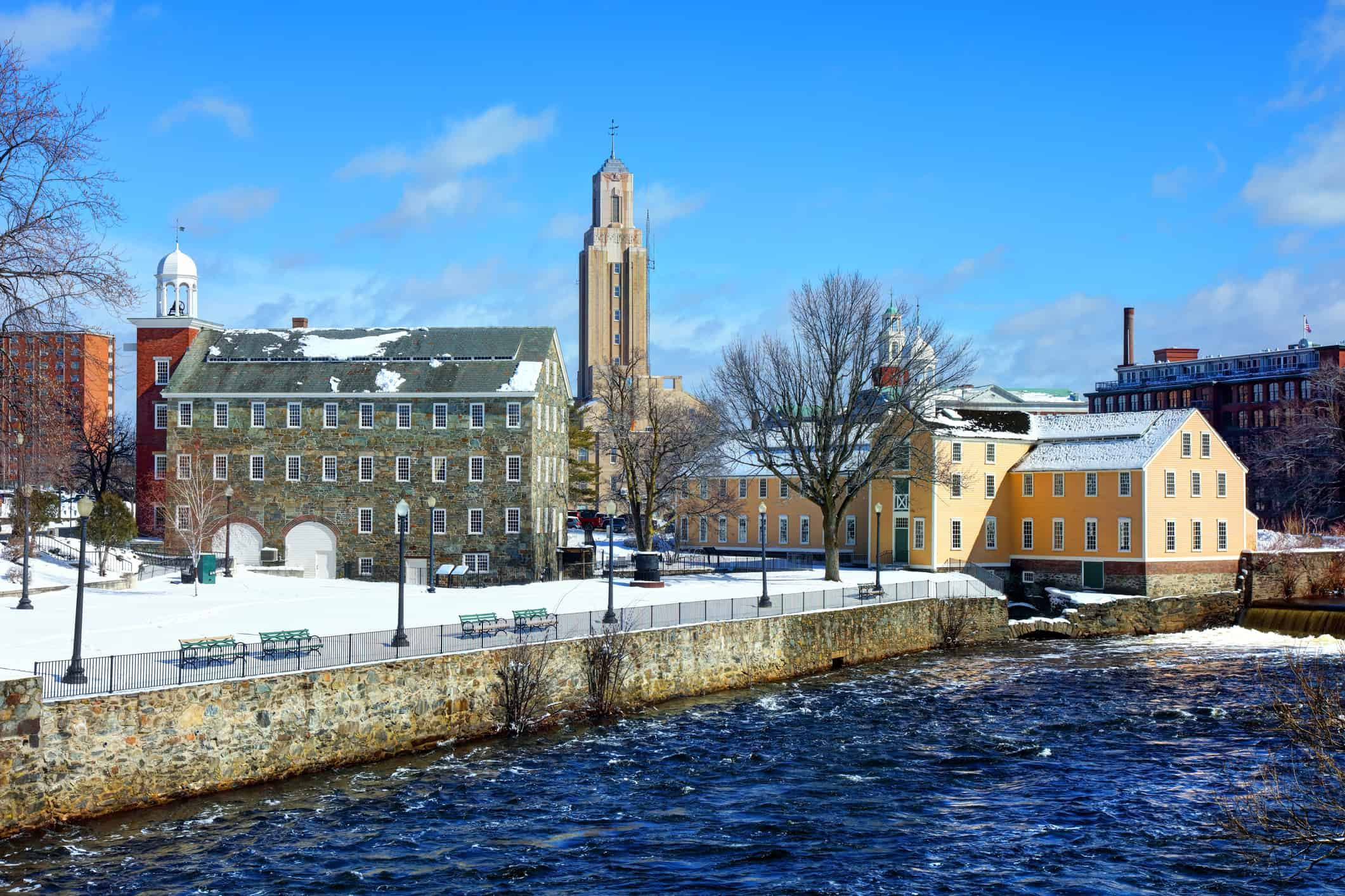 Pawtucket is a city in Providence County, Rhode Island, United States.