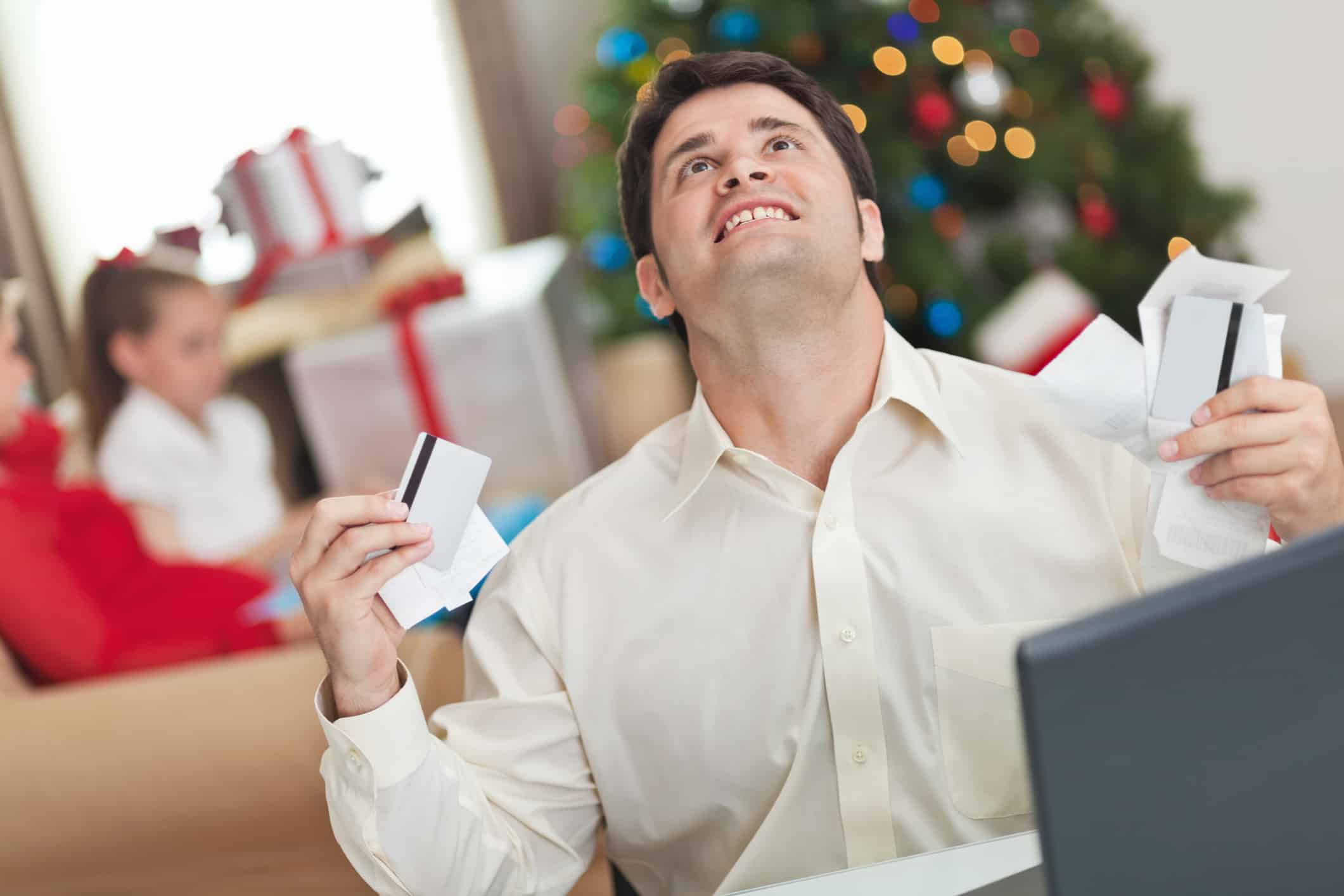 Overspending On The Holidays: Even The Experts Fall Victim