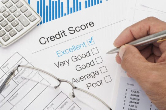 what has the biggest impact on your credit score
